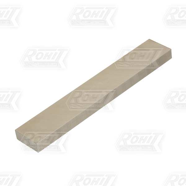 High Speed Steel or HSS Rohit 1X  Rectangular Tool Bits 8x20x63